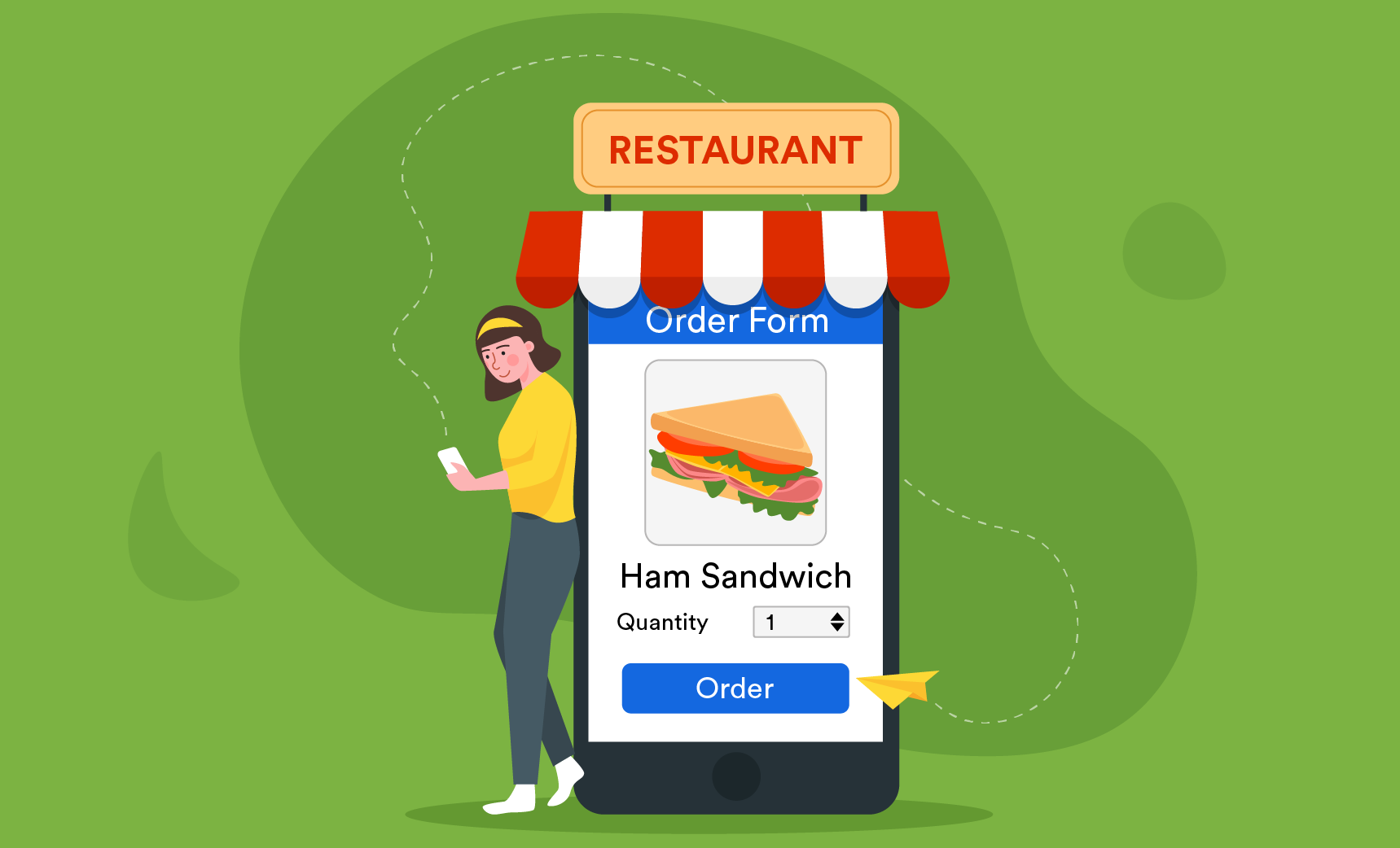 9 Best Advantages of Setting Up Online Ordering System for Your Restaurant